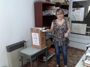 Empiezan a votar los compañeros de Cooperativa Comunicar (El Diario)