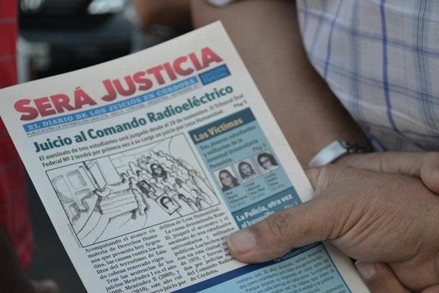 Será justicia, diario