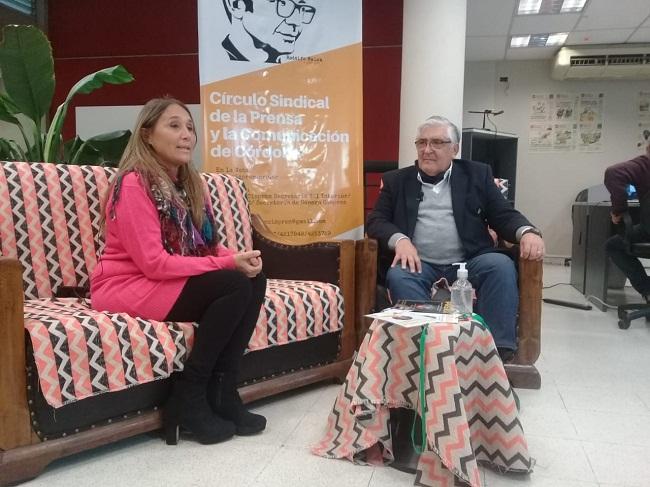 María Ana Mandakovic y Miguel Rodríguez Villafañe, realizan la apertura, desde la sede del Cispren