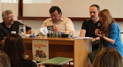 El Cispren participó de Jornada en la ECI