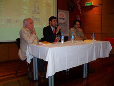 Hugo Caric presentó su libro, 25 años de periodismo en primera persona