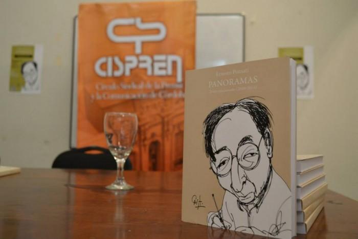 Se presentó el libro «Panoramas» del Tío Ponsati