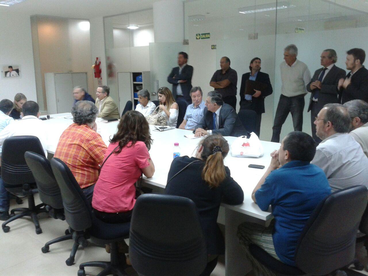 #ParitariasPrensaYa|Sin acuerdo, continúan las asambleas. Habrá plenario el miércoles en el gremio