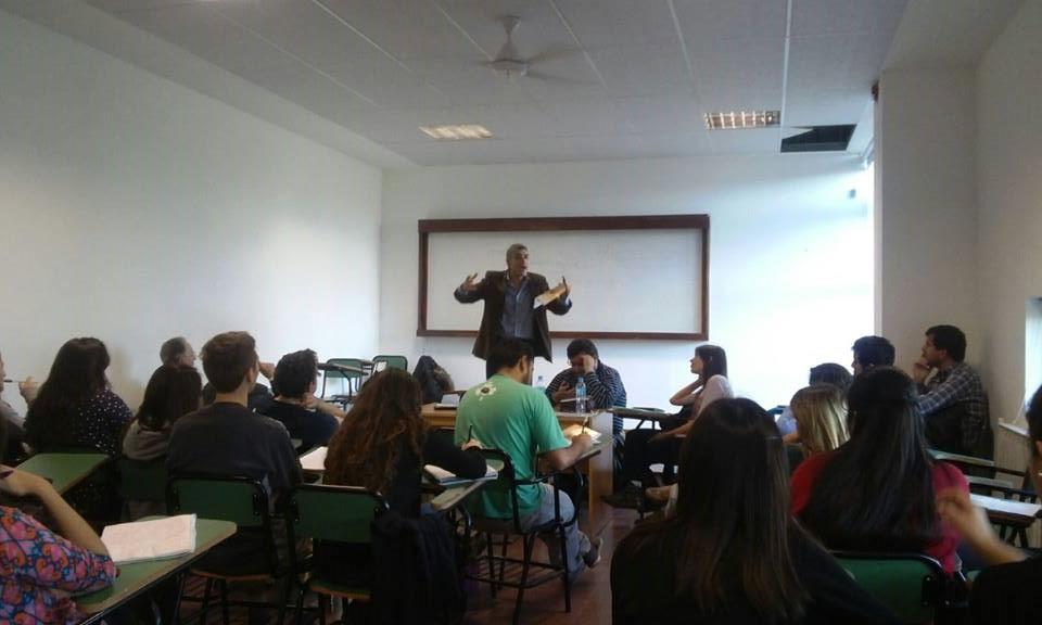 El Cispren en la ECI | Se debatió actualidad y futuro del trabajo de prensa y comunicación
