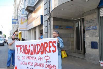 #ParitariasPrensa Continúa la discusión para el interior provincial