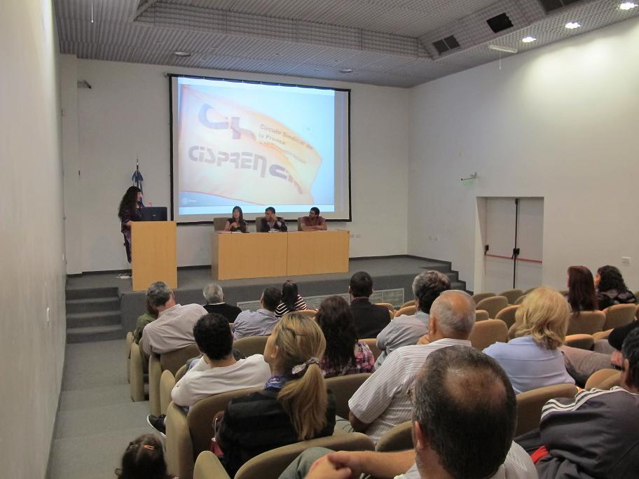Se presentó la Umbrales 28 en Villa María