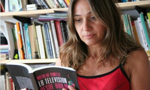 Natalia Vinelli en Córdoba|Participará del debate en el Cispren sobre medios autogestionados