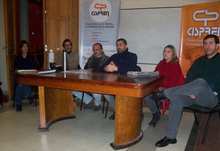 Se presentaron los cursos y talleres del Cispren / Hoy inician las clases