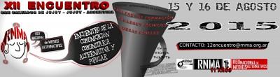 12º Encuentro Nacional de Medios Comunitarios, Alternativos y Populares