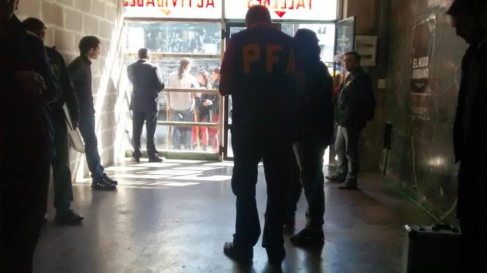 Comunicado de Prensa | Repudio ante el desalojo de trabajadores de ANTENA NEGRA TV