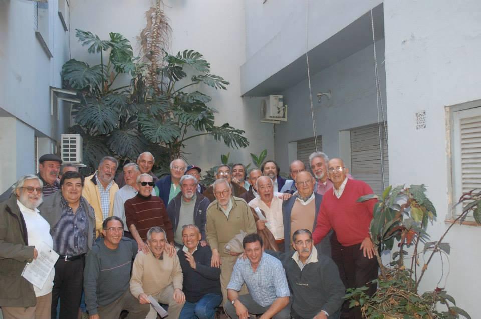 Los fotoperiodistas del Cordobazo: Victor Saavedra, Oscar Beguan, Jose Granata, Ramón Verdú, Osvaldo Ruiz, Pedro Rene Carranza, Paco Fernández, Monjo y Carlos Fonseca.