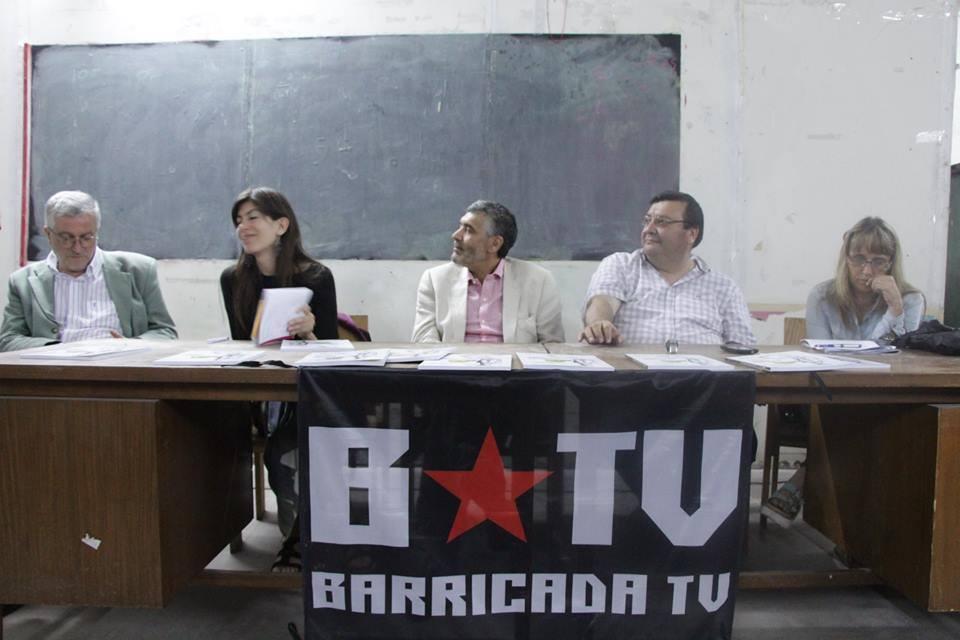 Se presentó la Umbrales de los trabajadores en Buenos Aires