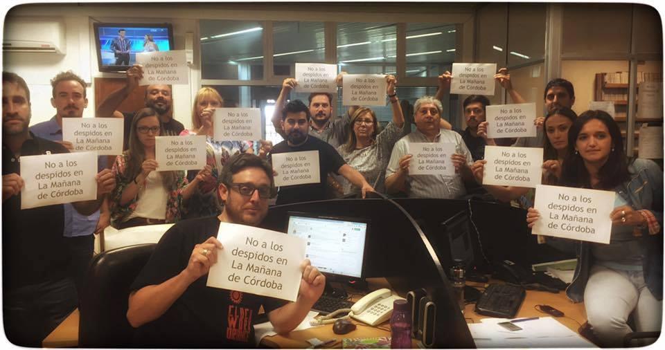 Despidos en La Mañana | Solidaridad y compromiso en la lucha
