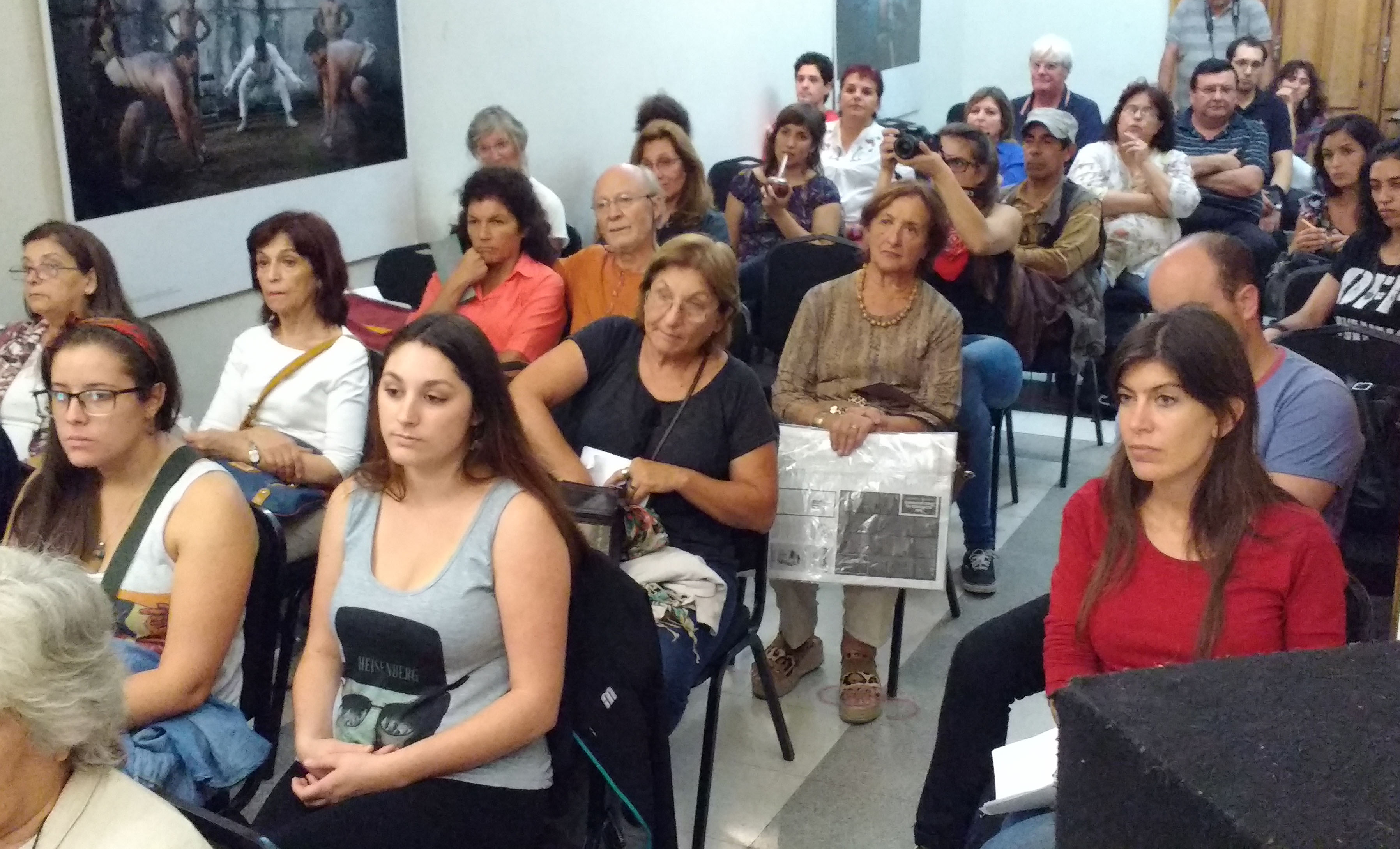 Día de la Mujer Trabajadora en el Cispren / Una mirada profunda sobre amor, luchas y resistencias