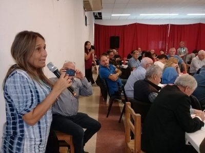 """""""La FATPREN es la mejor herramienta para la organización y la lucha colectiva"""""""
