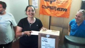 El Cispren eligió Delegado Regional en Arroyito
