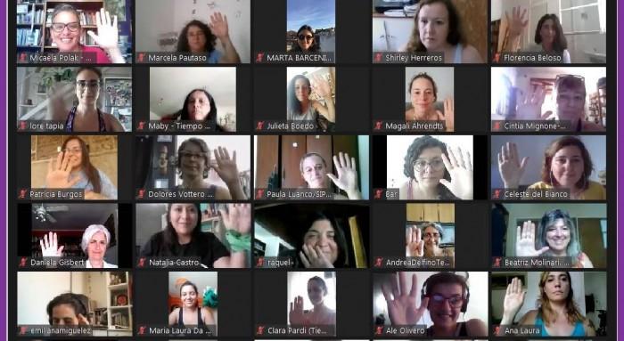 #8M|La Asamblea Nacional de Trabajadoras de Prensa adhiere al paro de mujeres