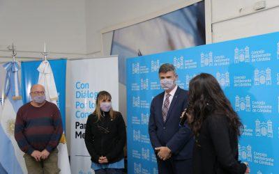 Día Mundial de la Libertad de Prensa: El Concejo Deliberante otorgó al Cispren un beneplácito
