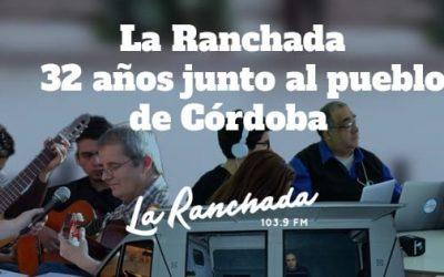 """Radio Comunitaria """"La Ranchada"""" cumple 32 años"""