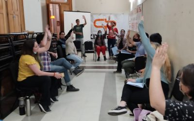 Se realizó el 1º Plenario abierto de Juventudes Trabajadoras del Cispren