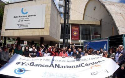 Nueva Jornada de Protesta en Radio Nacional